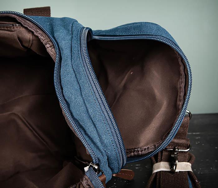 BAG502-3 Дорожная сумка для ручной клади средних размеров фото 14