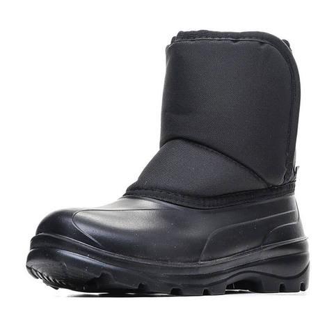 Сноубутсы Nordman Comfort вертикальная липучка черные
