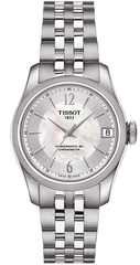 Женские часы Tissot T108.208.11.117.00 Ballade Powermatic 80 COSC Lady