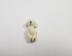 Игрушки для кукол - МИШКА плюшевый, 3-4,5 см.