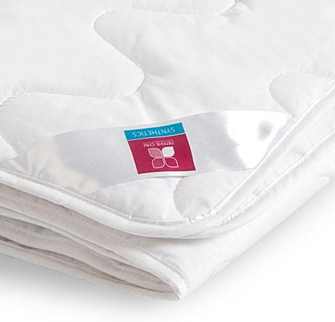 Одеяло Коллекции  Лель  в хлопке искусственный  лебяжий пух Легкое