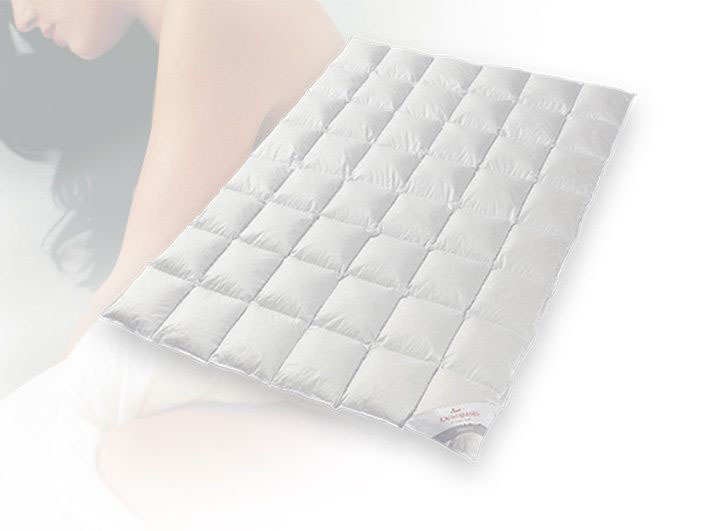 Одеяло пуховое 180х200 Kauffmann Clima