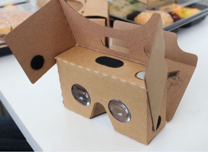 Линзы для гарнитуры виртуальной реальности Google Cardboard V.2