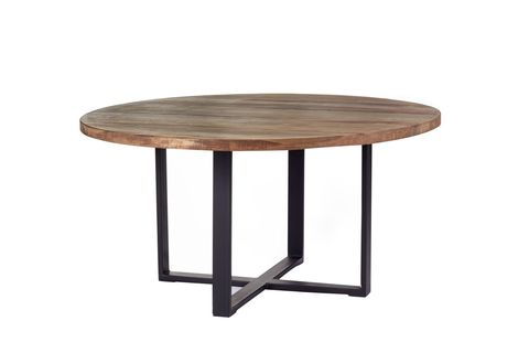 replica table   NORDIC WOOD ( by Steel Arts)