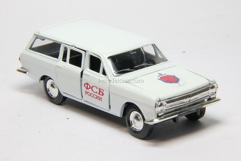 GAZ-2402 Volga Federal Security Service Russia Agat Mossar Tantal 1:43