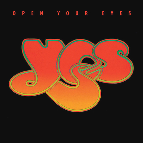 Yes / Open Your Eyes (CD)