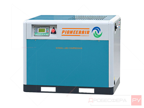 Винтовой компрессор Pioneerair Z30A-10 3200 л/мин 10 бар