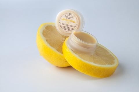 Воск-масло для ногтей и кутикулы «Лимон» 5 мл (OrganicZone)