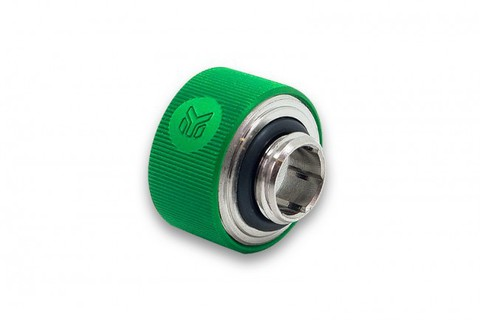 EK-HDC Fitting 16mm G1/4 - Green
