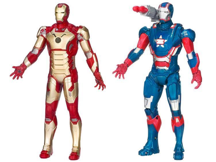 Iron Man 3 Arc Strike Figure Series 01