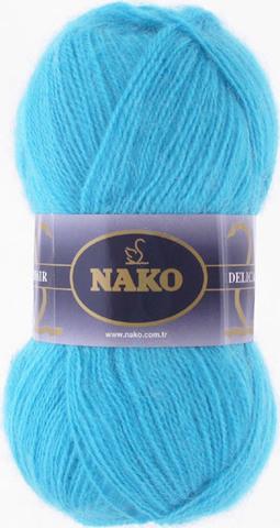 Купить Пряжа Nako Mohair Delicate Код цвета 6134 | Интернет-магазин пряжи «Пряха»