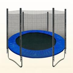 Батут Trampoline 8ft 240 см с защитной сеткой