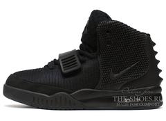 Мужские Кроссовки Nike Air Yeezy 2 Black October