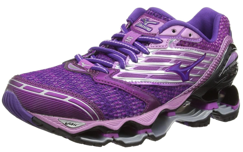 Женские профессиональные кроссовки для бега Mizuno Wave Prophecy 5 (J1GD1600 66)