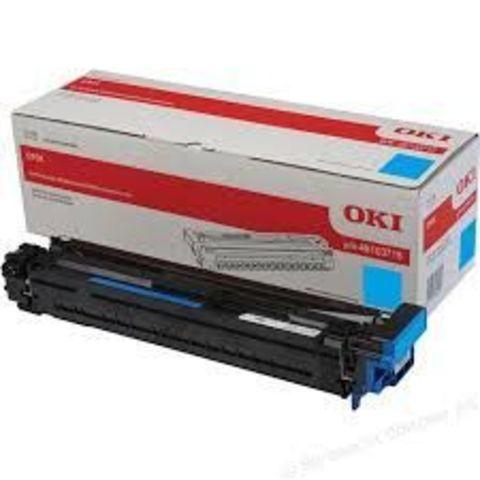 Фотобарабан для OKI C911, C931 голубой, ресурс 40000 стр., (45103715)