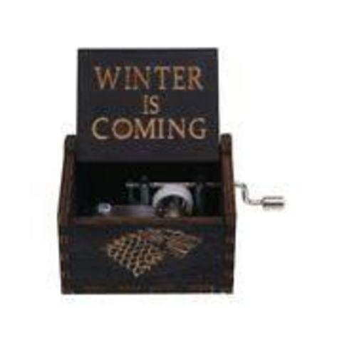 Music Box Game Of Thrones (black)
