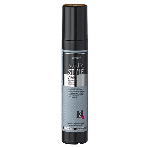 Витэкс Studio STYLE Лак для волос «Невидимая фиксация» 215 мл