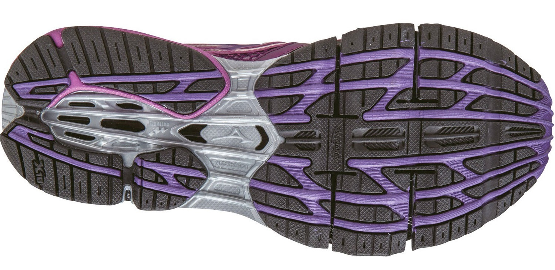 Женские профессиональные беговые кроссовки Mizuno Wave Prophecy 5 (J1GD1600 66) фото