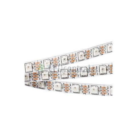 Светодиодная лента WC SMD 5060, 300/2 Led x1, 2812B, IP33, 5V, Standart, SPI-RGB