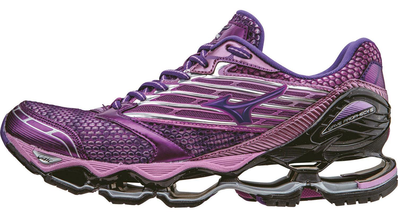 Женская беговая обувь Mizuno Wave Prophecy 5 (J1GD1600 66) фото