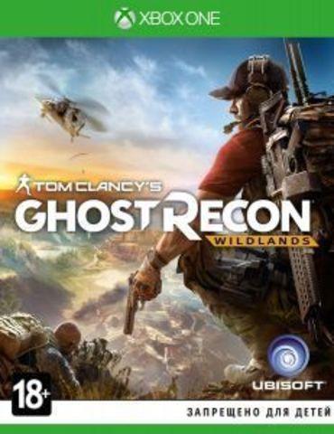 Xbox One Tom Clancy's Ghost Recon. Wildlands (русская версия)
