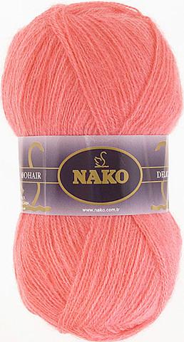 Купить Пряжа Nako Mohair Delicate Код цвета 6138 | Интернет-магазин пряжи «Пряха»
