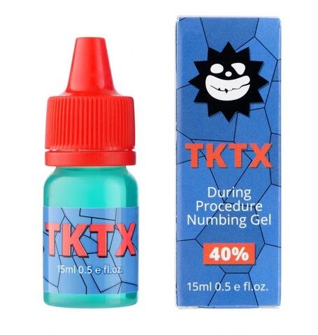 TKTX гель (вторичная анестзия), 15мл