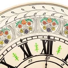 Часы Secret De Maison FLEURS ( mod. FS-001) — белый
