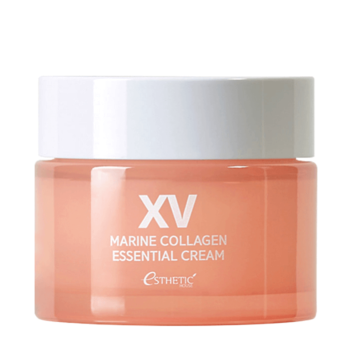 Крем Для Лица (Esthetic House Marine Collagen Essential Cream)