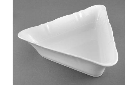 Салатник треугольный 17 см Соната Leander