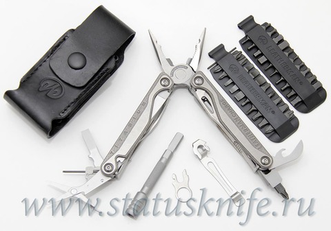 Мультитул Leatherman Charge TTi USA