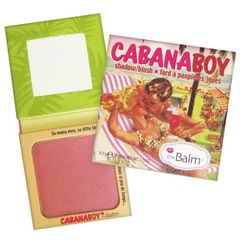 The Balm Тени-румяна BOY's Blush Cabana Boy - Matte Dusty Rose 8.5g
