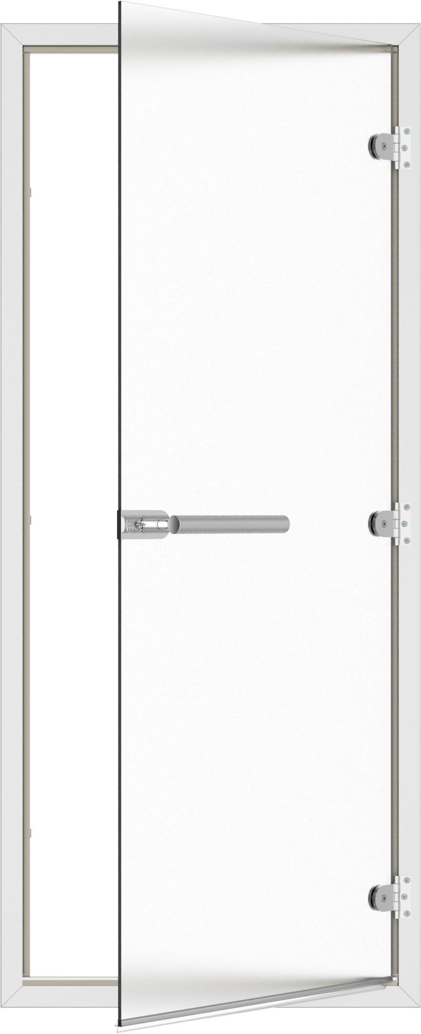 Двери: Дверь SAWO ST-746-R 8/19 (коробка алюминий, правая)