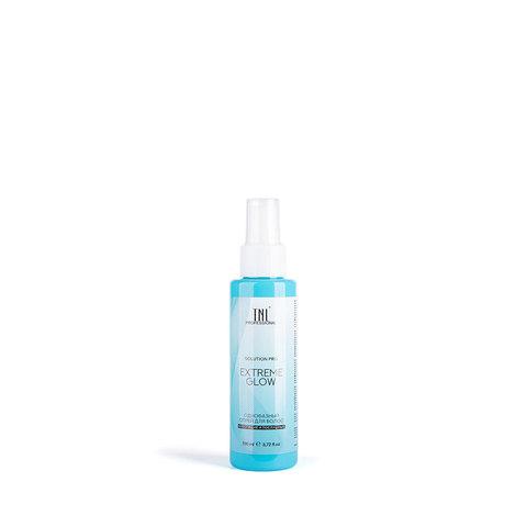 Однофазный спрей для волос TNL Solution Pro Extreme Glow для легкого расчесывания и блеска, 100 мл