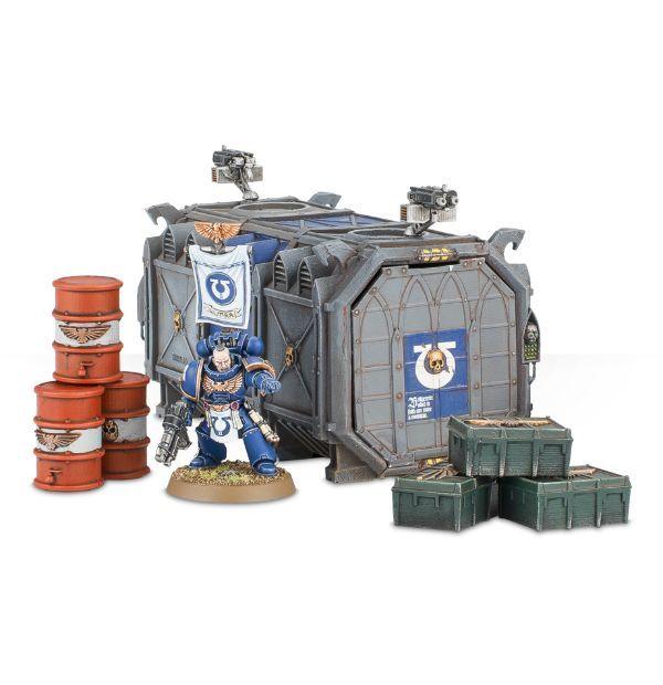 Munitorum Armoured Containers
