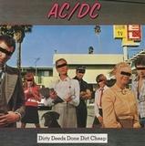 AC/DC / Dirty Deeds Done Dirt Cheap (CD)
