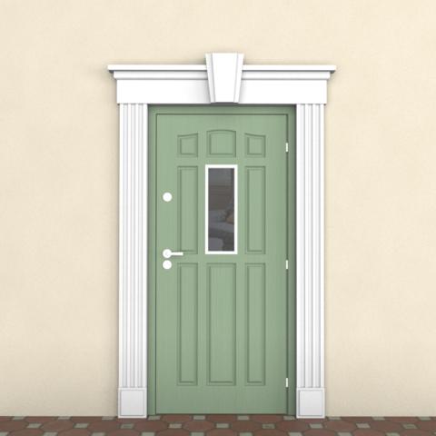 Наличник на дверь