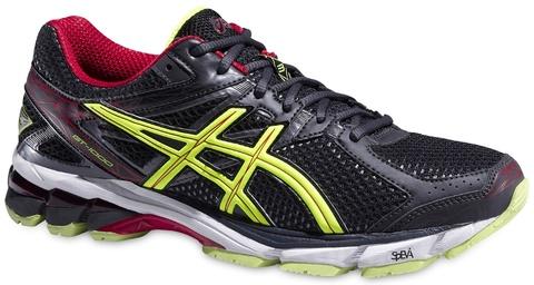Мужские кроссовки для бега Asics GT-1000 3 (T4K3N 9907) черные фото