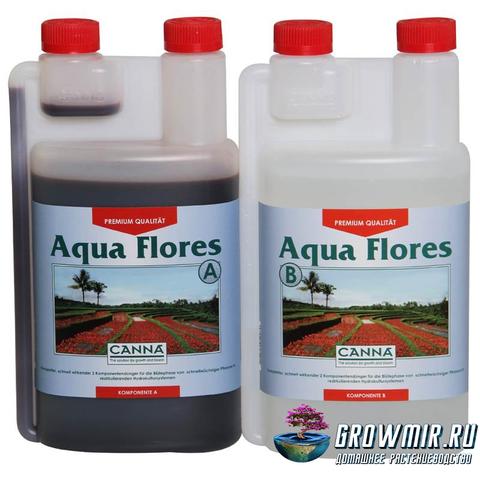 CANNA AQUA FLORES A/B 1Л
