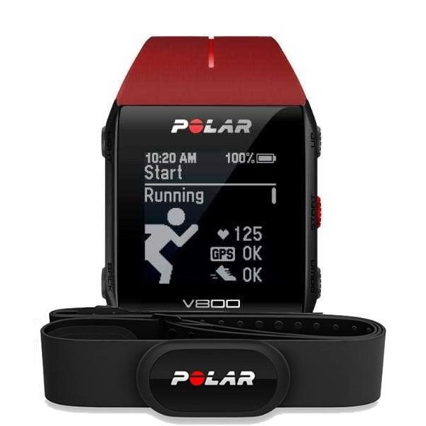 Polar V800 RED HR