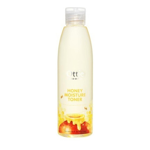 OTTIE Honey Moisture Toner Тонер с медом для сухой кожи (200мл)