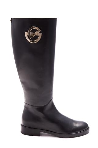 Классические женские сапоги Dyva модель 5263