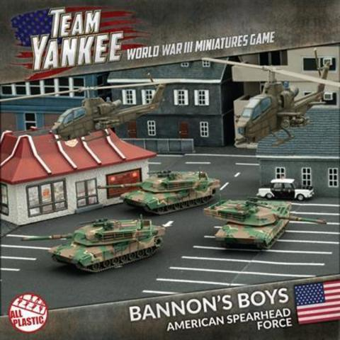 Bannon's Boys (Plastic Army Deal) - 2017