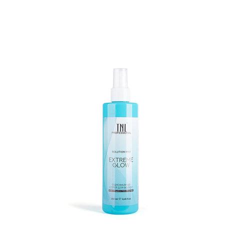 Однофазный спрей для волос TNL Solution Pro Extreme Glow для легкого расчесывания и блеска, 250 мл