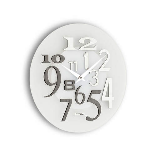 Настенные часы Incantesimo Design 036 GRA