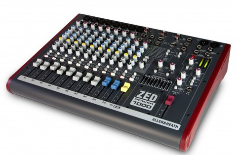 Allen Heath ZED POWER 1000