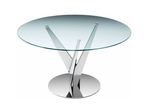 replica table  EPSYLON  Round ( by Steel Art )