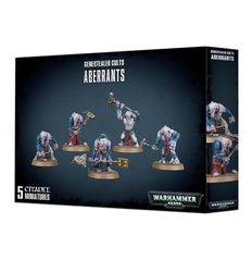 Genestealer Cults Aberrants / Аберранты