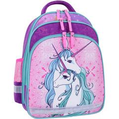 Рюкзак школьный Bagland Mouse 339 фиолетовый 596 (0051370)