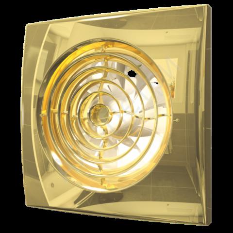 Вентилятор Эра AURA 5C GOLD D125 с обратным клапаном